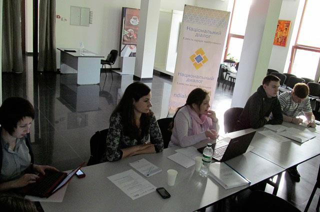 У Вінниці обговорювали шляхи об'єднання українського суспільства