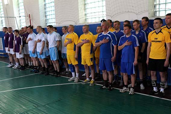 На Вінниччині пройшов волейбольний турнір пам'яті загиблого підполковника Сергія Берчука