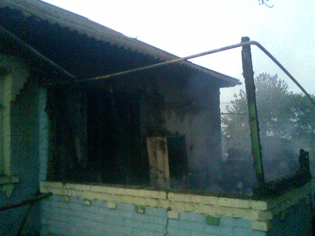 У Немирівському район під час пожежі загинули мати та донька