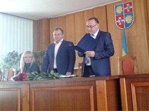 В Головному територіальному управлінні юстиції у Вінницькій області – новий керівник