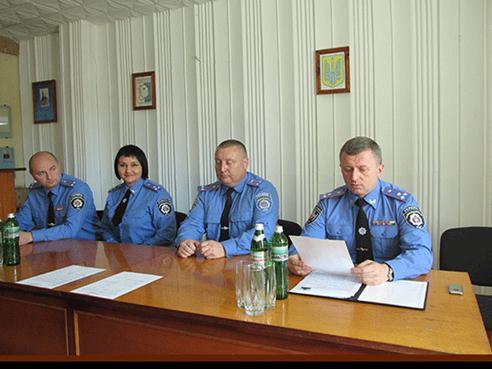 У Немирівському районі - новий керівник міліції