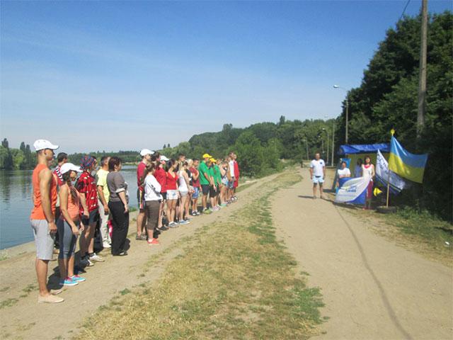 Минулих вихідних у Вінниці відбувся студентський туристичний фестиваль 2015