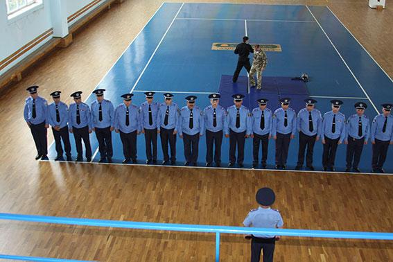 В УМВС провели підсумкову перевірку профпідготовки правоохоронців