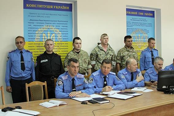 Сімох вінницьких правоохоронців за оперативність у роботі відзначили преміями