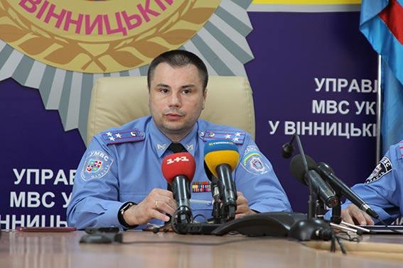 В міліції поділились подробицями вчорашньої стрілянини на Барському шосе