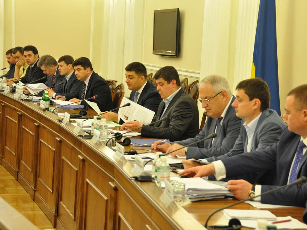 «Спільне європейське майбутнє залежить від того, якою буде державна регіональна політика в Україні», - В. Гройсман