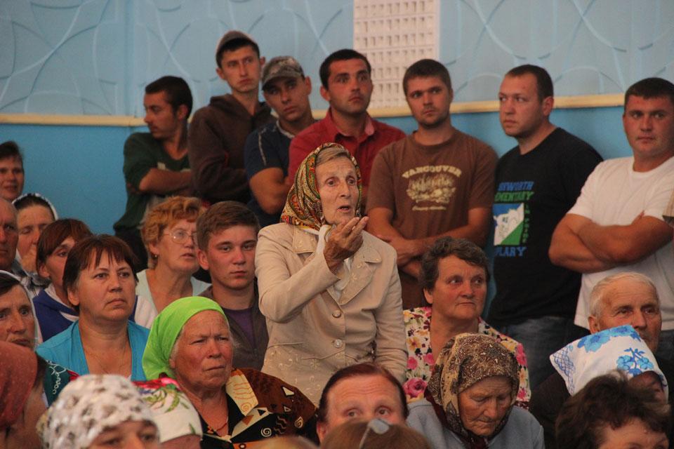 На прикладі села Уладівське вперше в Україні змінять призначення землі