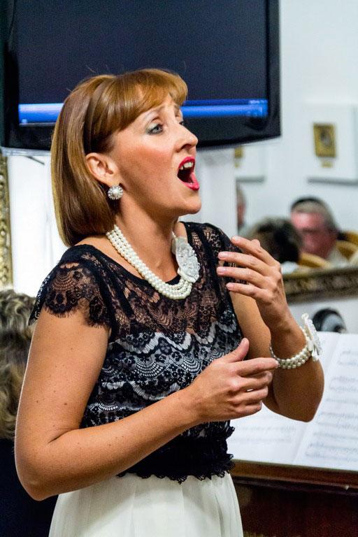 Монооперу на музику М. Тарівердієва презентує у філармонії Ірина Швець