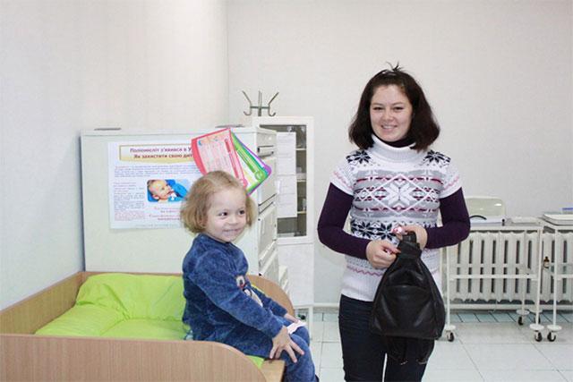 У Вінниці заступник Міністра охорони здоров'я України Віктор Шафранський закликав населення вакцинуватися
