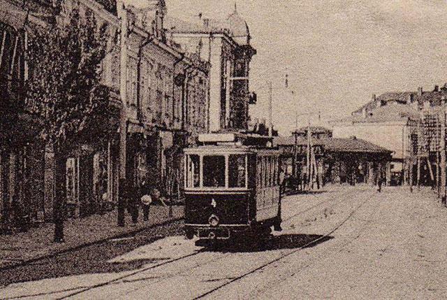 Рівно 102 роки тому на вулицях Вінниці з'явився перший трамвай