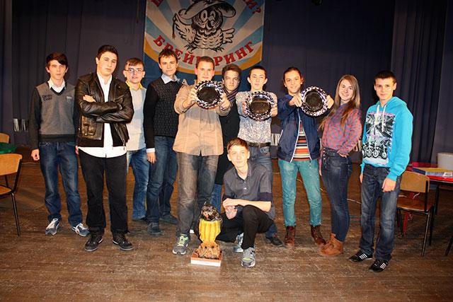 Чемпіонат з інтелектуальних ігор завершено, переможців обрано
