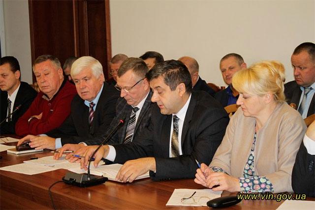 15 районів Вінниччини вже виконали річні плани по доходах до бюджету