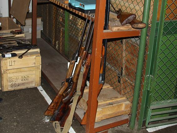 Упродовж жовтня вінничани добровільно здали  майже сто одиниць зброї