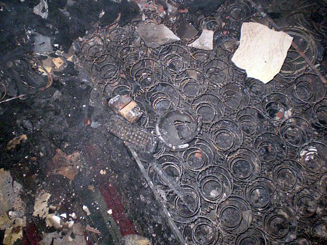 На Вінниччині чотирирічний хлопчик мало не спалив будинок