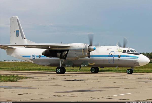 Президент присвоїв літаку Ан-26 ім'я Героря України вінничанина Дмитра Майбороди