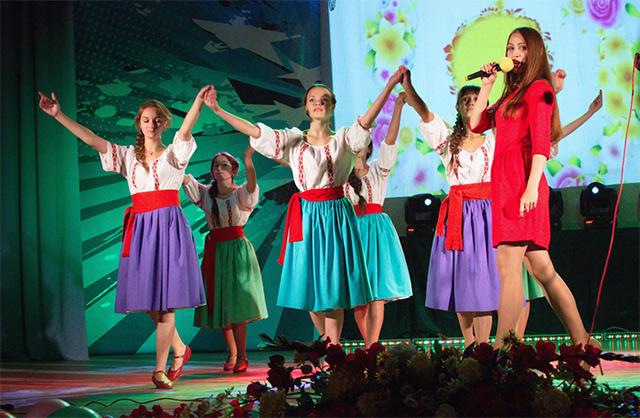 У Вінниці відбувся конкурс патріотичної пісні «Ти будеш вічно жити, Україно!»
