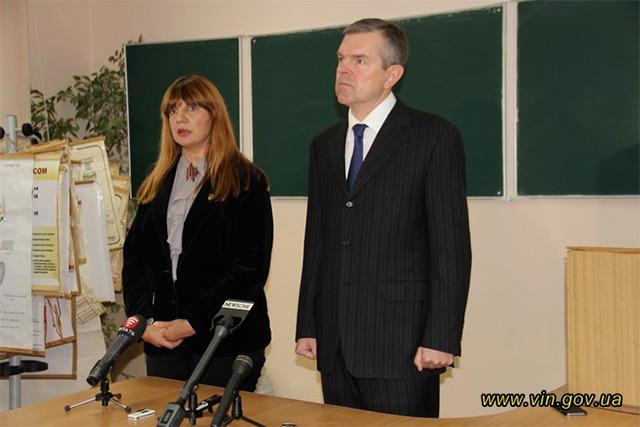 Замміністра охорони здоров'я України говорив у Вінниці про  загальнодержавне обов'язкове медичне страхування