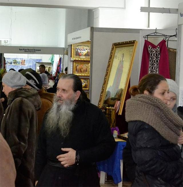 До кінця тижня у торгово-промисловій палаті триватиме Всеукраїнська православна виставка-ярмарок