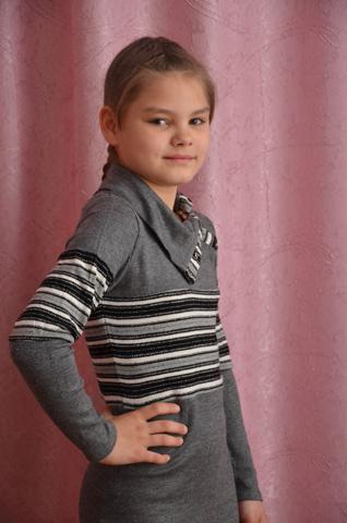 Юлія, 10 років