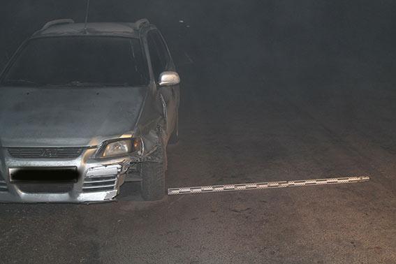 На Вінниччині жінка загинула під колесами Mitsubishi