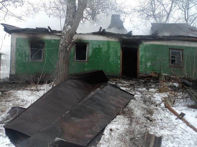 На Вінниччині під час пожежі загинув власник будинку