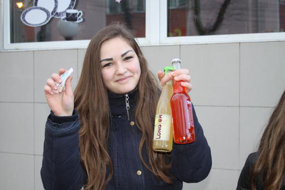 В двох із п'яти перевірених вінницьких магазинів підліткам продали алкоголь та тютюн