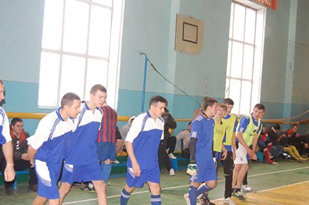 На Вінниччині поліцейські прорвели футбольний матч з дітьми