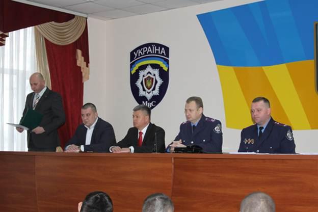 Вінницьким відділом поліції керуватиме Анатолій Присяжнюк
