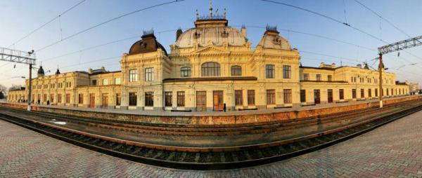 Залізничні станції Козятина та Жмеринки увійшли до 15-ки найкрасивіших вокзалів в Україні