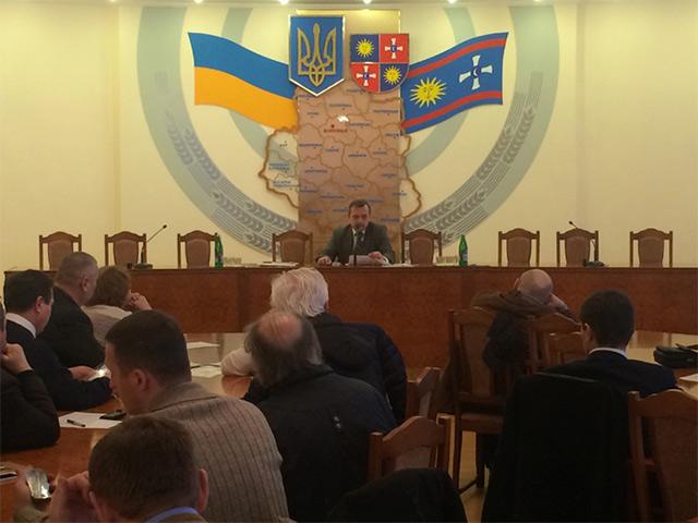 Чим займатиметься Громадська рада при Вінницькій облдержадміністрації у першому півріччі