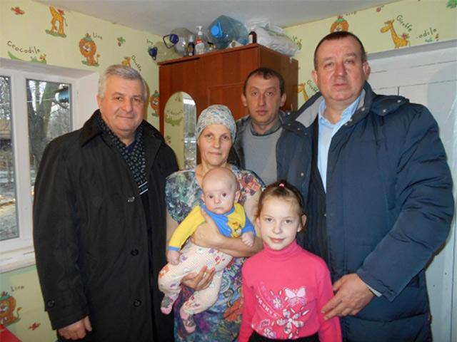 Жительці Тульчинського району присвоїли почесне звання «Мати-героїня»