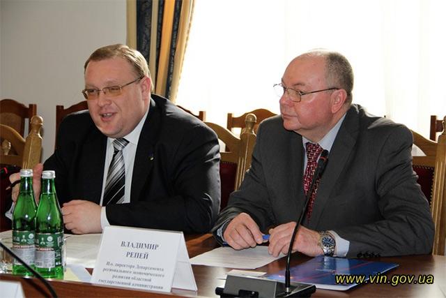 """Навесні у Вінниці планують провести виїзну конференцію країн """"Вишеградської четвірки"""""""