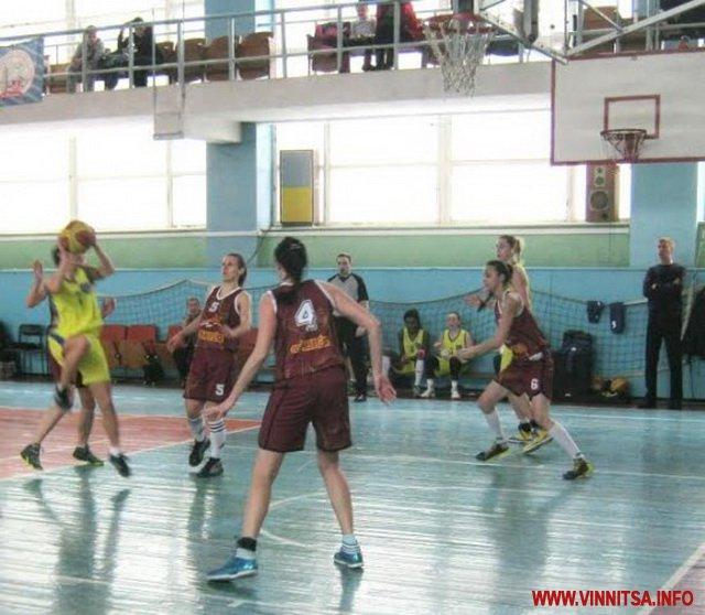 """""""Вінницькі блискавки"""" перемогли чинного чемпіона України з баскетболу"""