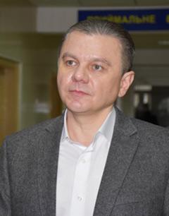 Сергій Моргунов доручив більш інтенсивно зайнятись розвитком стаціонарних відділень міських лікарень