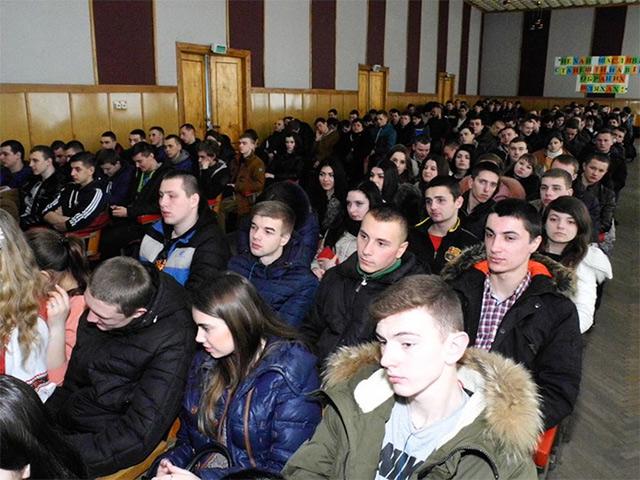 У Вінницькому коледжі НУХТ відбувся «ярмарок вакансій»