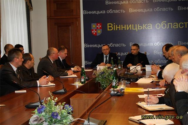 «Укроборонпром» пропонує вінницьким підприємствам виготовляти комплектуючі для оборонної галузі
