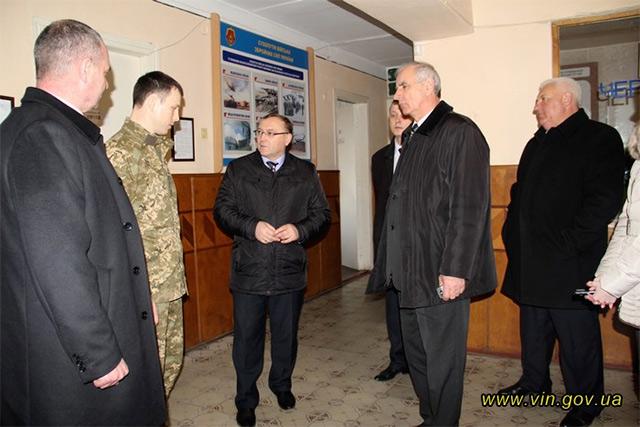 Військкомати Вінниччини готують до весняного призову та командно-штабних навчань  військовозобов'язаних