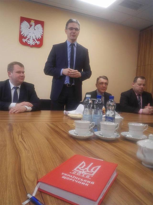 Вінниччина співпрацюватиме зі Свєнтокшиським воєводством Республіки Польщі у галузі енергозбереження та АПК