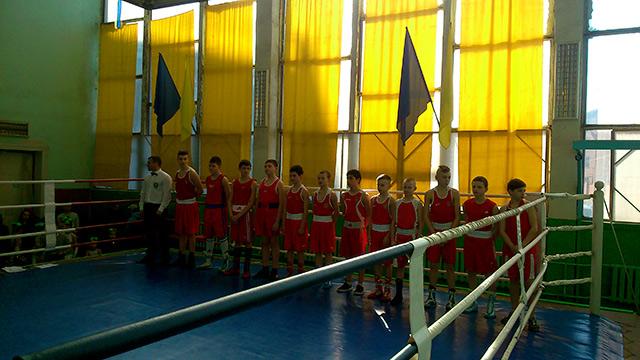 Вінничани здобули 5 золотих, 3 срібних та 6 бронзових медалей на регіональному чемпіонаті України з боксу