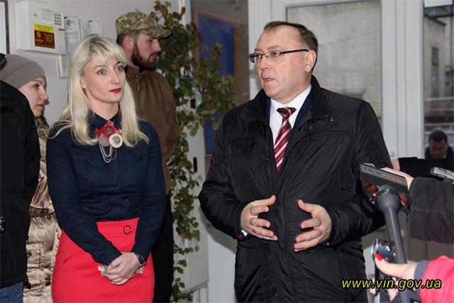 На вулиці Монастирській запрацював Обласний центр допомоги учасникам АТО