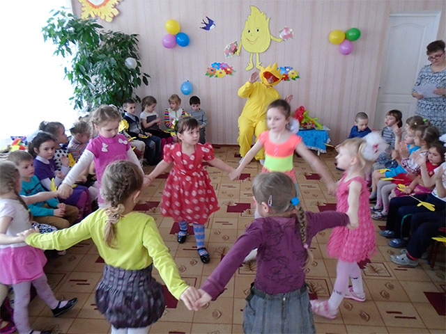 На Вінниччині у дитячому садочку діток вчитимуть фінансової грамоти