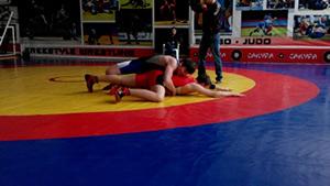 У Вінниці пройшов чемпіонат області з греко-римської боротьби