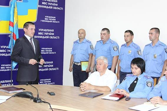 Вінницькі автоінспектори, повернувшись із зони АТО, розповіли, як змінюються погляди жителів Донбасу