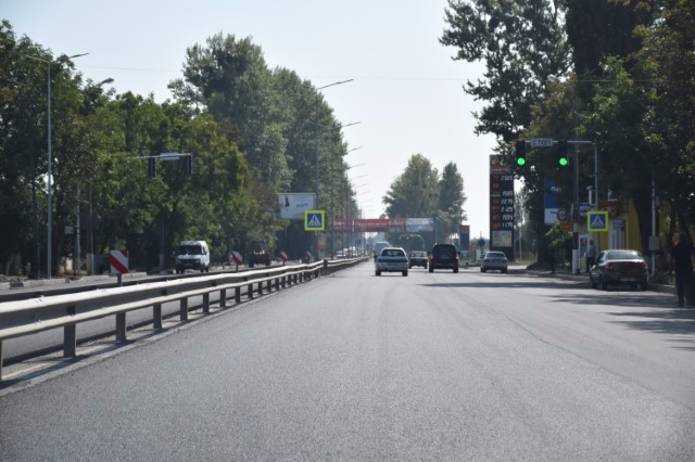 22 ділянки тротуарів капітально відремонтовано в минулому році