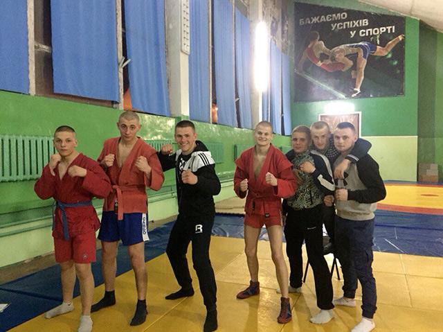 Спортсмени 5-ї спортивної школи Вінниці вибороли 1 місце на обласному чемпіонаті з боротьби самбо
