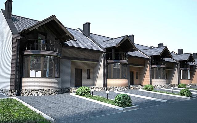 Розпочато будівництво третьої черги SunHouse