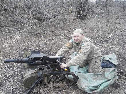 В зоні АТО загинув вінничанин Сергій Завала