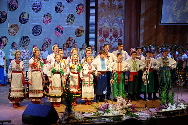 У Вінниці розпочалось Всеукраїнське свято народного мистецтва «Великодня писанка»