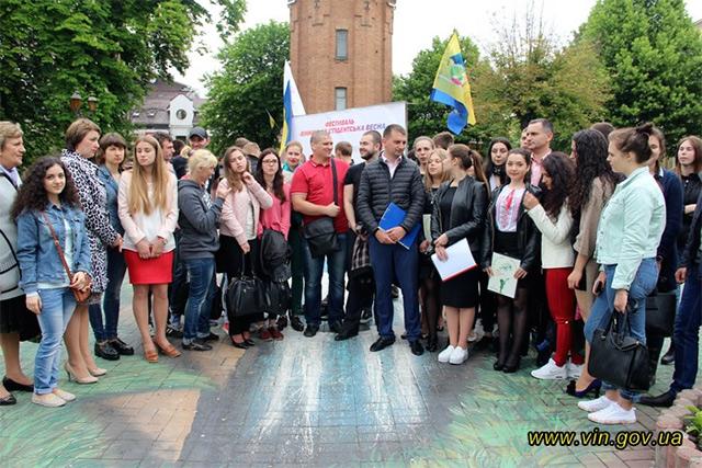 Цьогорічний фестиваль «Вінницька студентська весна 2016» значно розширить коло учасників
