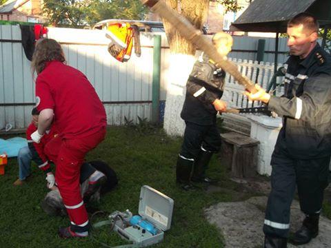 В Калинівському районі жінка впала у криницю